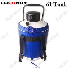 Novecel freezer 6L/10L Liquid nitrogen tank(Does not contain liquid nitrogen)