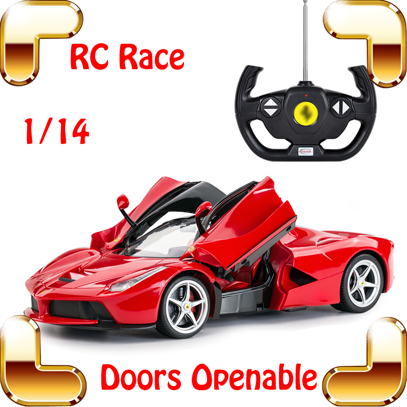 ФОТО Car Fans Gift 1/14 RC Electric Drift Car Remote Control Roadster Vehicle Openable Wing Door Model Racing Toys Men Favour Present