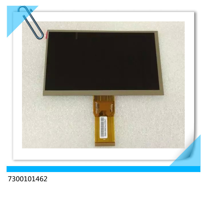 """New 7/""""  50pin 7300101462 E242868    LCD DISPLAY For tablet  HD"""