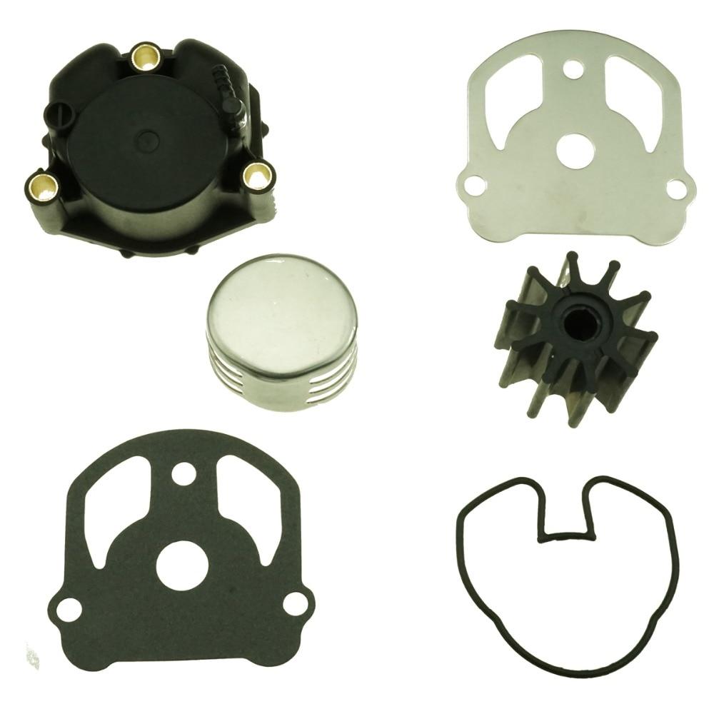 Impeller Water Pump Kit for 10-25hp Johnson Evinrude 382468 0382468 18-3377