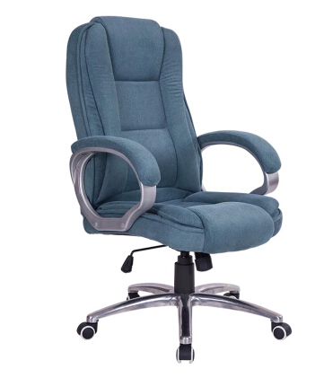 Купить с кэшбэком Flannelette computer chair comfortable boss chair fashion leisure home office chair ergonomic chair swivel chair cloth art