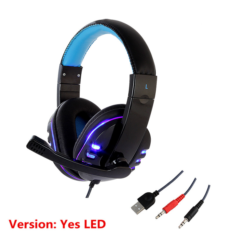 Bluck blue Yes LED