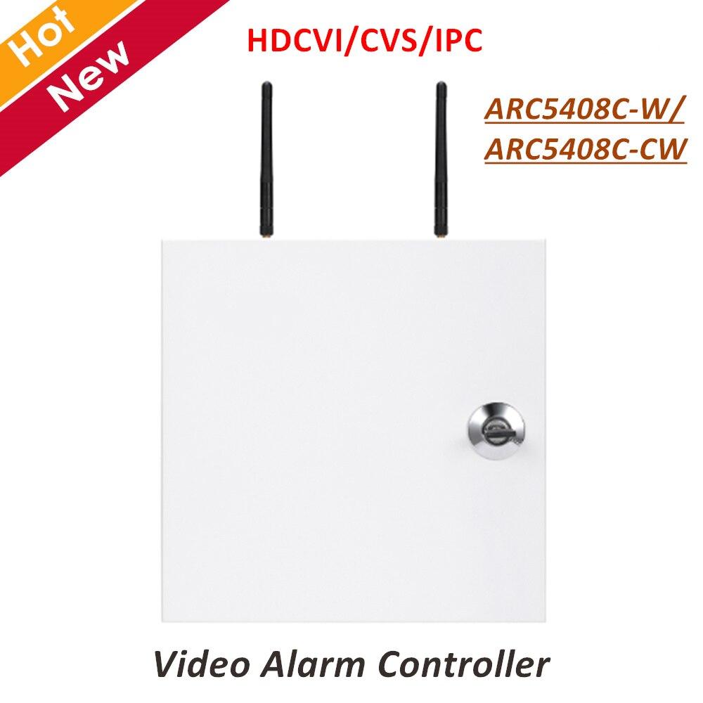 original dh arc5408c w arc5408c cw network video alarm controller 4ch 720p hdcvi  cvs  ipc export
