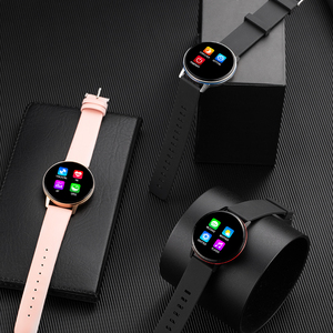 Image 2 - Full Touch Screen Smart Watch Band Fitness Bracelet Heartrate Blood Pressure Tracker Men Women Wristwatch For Android iOS Xiaomi
