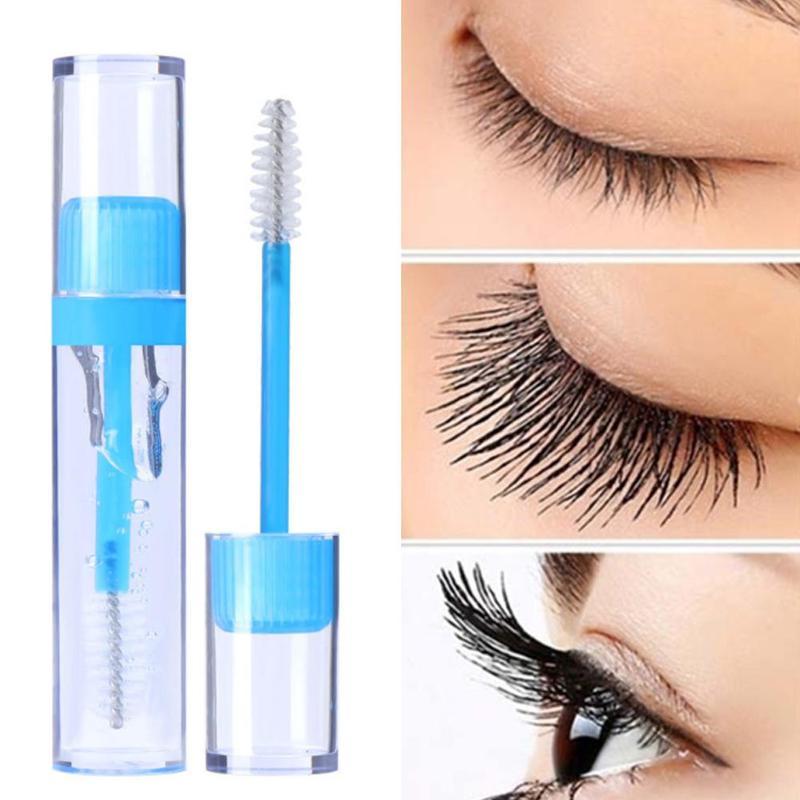 1pcs Natural Eyelash Enhancer Growth Serum Eyelashes Growth Treatment Liquid Makeup Eye Lashes Mascara Lengthening