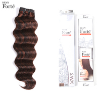 Remy Forte Hair Extension Loose Wave Bundles Virgin Hair P1B/33 Color 115g Brazilian Hair Weave Bundles Hair Vendors