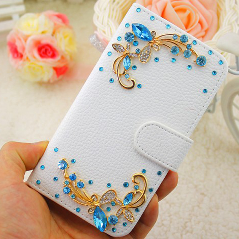 new styles c10a8 93423 US $8.99 |DIY PU Leather diamonds Case Cover For Lenovo Vibe C A2020  A2020a40 DS A 2020 Case Cartoon Painting Flip Cover Phone 5.0 inch -in  Wallet ...