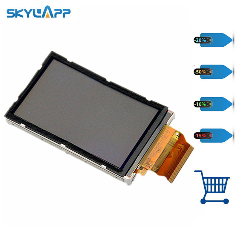цена на Skylarpu 3 inch for garmin oregon 300 450T 450 400T 550 550T 200 (without touch) LCD screen display panel Free shipping