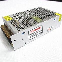 1 sztuk 12V 8.5A 102W przełączania zasilania elektrycznego  dla ws2811 5050 3014 2835 5630 6803 3528 taśmy led AC 110-220V