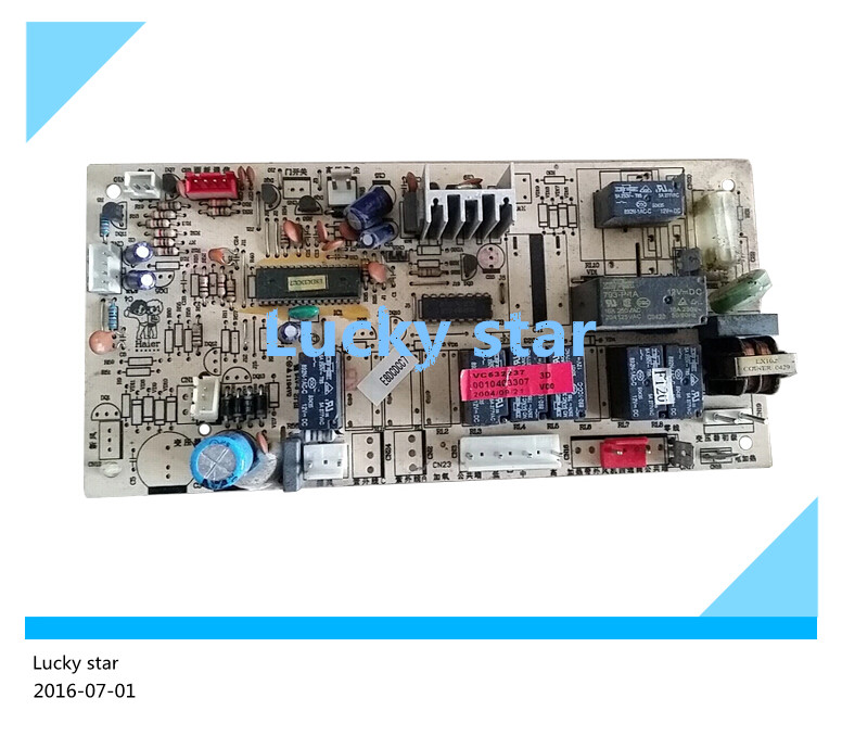 95% new for Haier Air conditioning computer board circuit board KFRd-71LW/Z 0010403307 good working 95% new for haier refrigerator computer board circuit board bcd 198k 0064000619 driver board good working