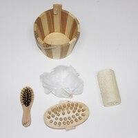 25mm Bottom Pink White Hair Single Short Handle Best Cheap Professional Fingernail Nail Art Brush Tool