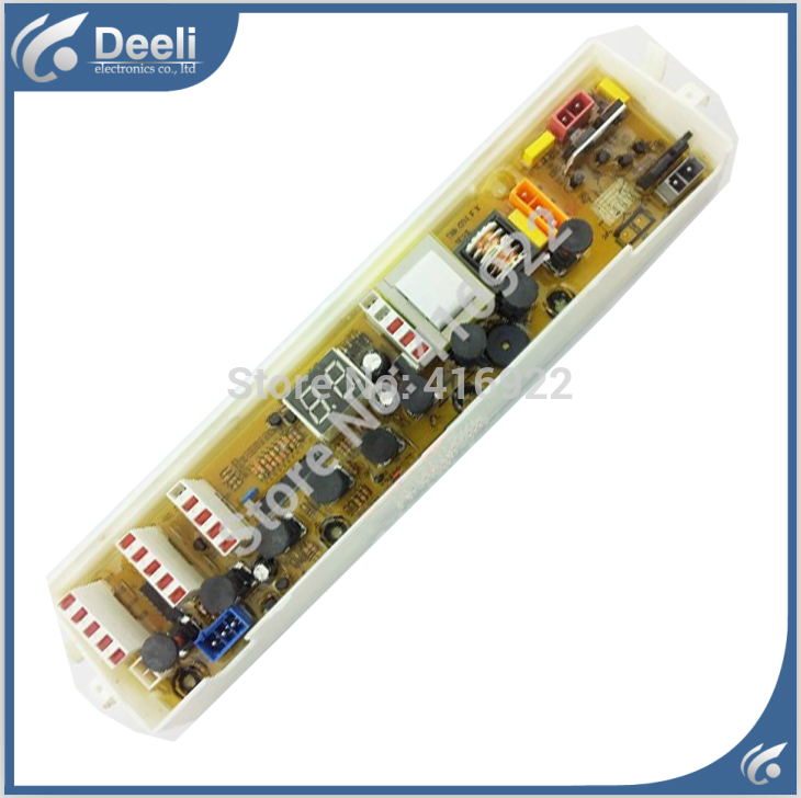 Free shipping 100% tested for washing machine Computer board w10133575 motherboard free shipping 100% tested washing machine motherboard board for samsung xqb48 11l xqb48 21c computer board sale