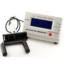 Timegrapher No. 1000 Reloj Mecánico Probador, Timegrapher Multi-Funciones Del Reloj Herramienta de Reparación de Sincronización para Los Talleres de Reparación y aficionados