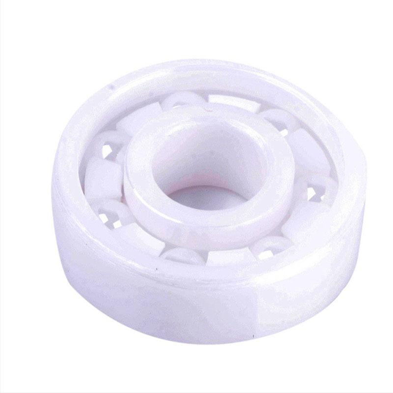 Hot Sale Fidget Spinner 608 2RS Sealed Full Ceramic Bearing Bearing 8x22x7mm Bicycle Machine Industry 608 sealed full ceramic bearing zro2 ball bearing 8x22x7mm zirconia oxide white l70602 drop ship