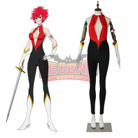 Honey Kisaragi Cutie Honey Cosplay Costume adult custom made all size outfit without shoes