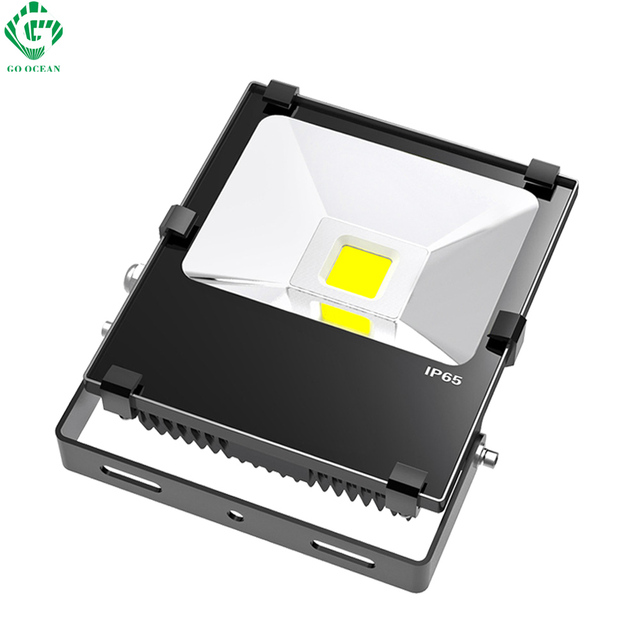 GO OCEAN Floodlights LED Flood Light Waterproof IP65 50W Projector Outdoor  Garden LED Lights Outdoor Lighting