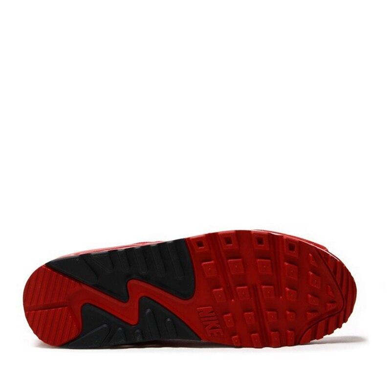 NIKE AIR MAX 90 ESSENTIEL de Original Et Authentique Hommes chaussures de course Sport baskets d'extérieur Confortable Durable Respirant 537384 - 6
