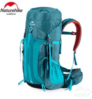NatureHike Открытый Отдых сумка 65L 55L Для мужчин Для женщин Пеший Туризм рюкзак для альпиниста CR подвеска NH Спортивные сумки большой Водонепрониц