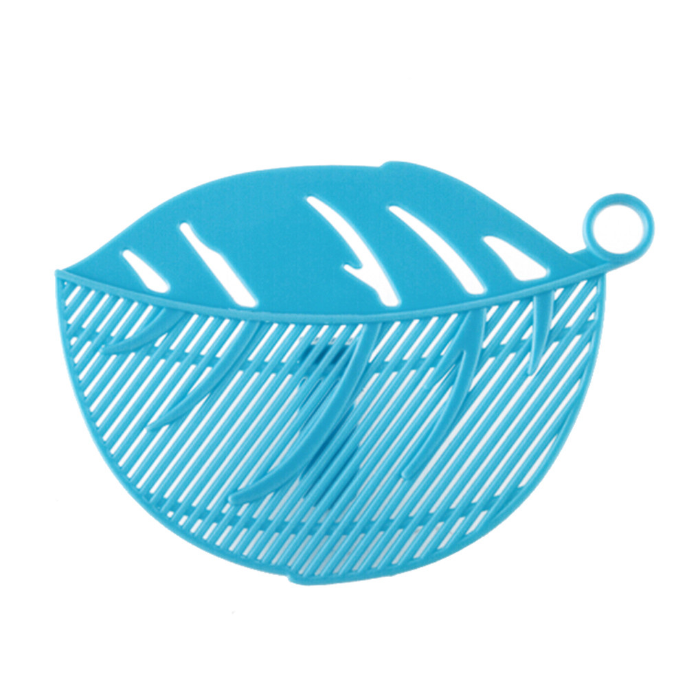 1PC Durable Cleaning Rice Tool Clean Leaf Shape Rice Wash Sieve ...