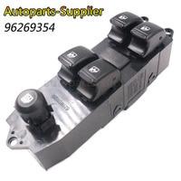 LHD 96269354 Auto Master Power Door Window Switch Car Accessories for DAEWOO NUBIRA Left Driver Side
