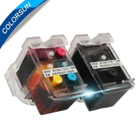 New Color and black Edible Ink cartridge with edible ink For Cake coffee & food printer Cartridge for HP 1110 Printer