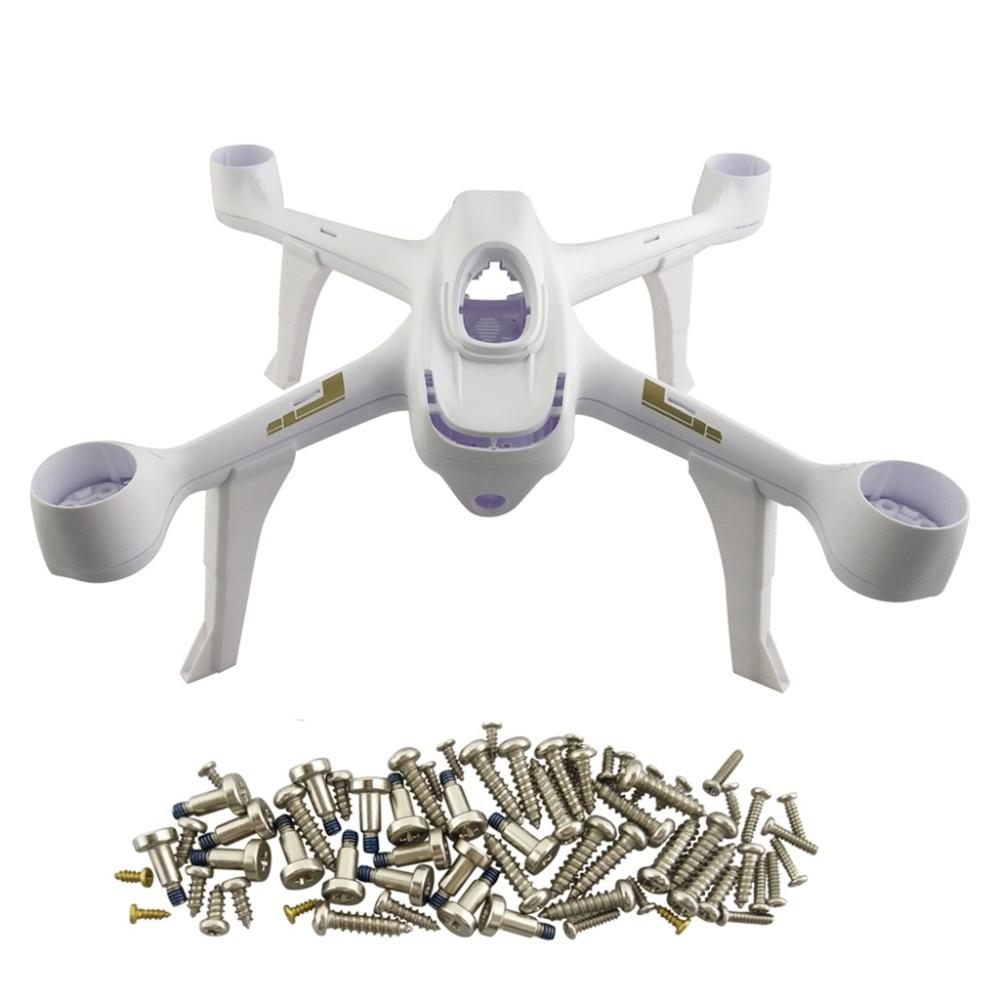 Hubsan H501S H501A H501C H501M H501S H501W H501S Pro Quadcopter Landing Gear Screw Package White Body Kit