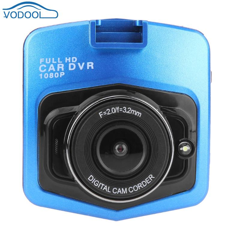 2,4 Zoll TFT 1080 P 125 Grad Fisheye-objektiv Auto Fahrzeug DVR Kamera High Definition HDMI Loop Aufnahme Dash Cam