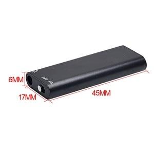 Image 5 - CHIPAL 8GB Voice Recorder Professional Recorder Digital Audio Mini Dictaphone + MP3 Player + USB Flash Drive