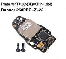 Walkera Transmitter TX5835 CE OSD Included Runner 250PRO-Z-22 for Walkera Runner 250 PRO GPS Racer Drone RC Quadcopter