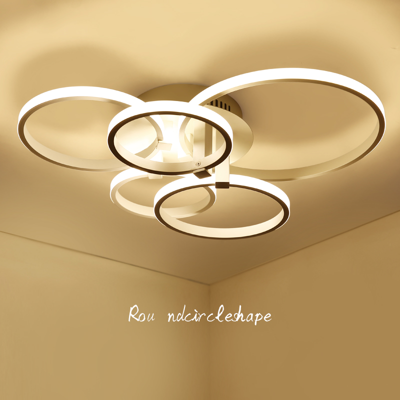 New Design Ceiling Lights : New design aluminum modern led ceiling lights for living