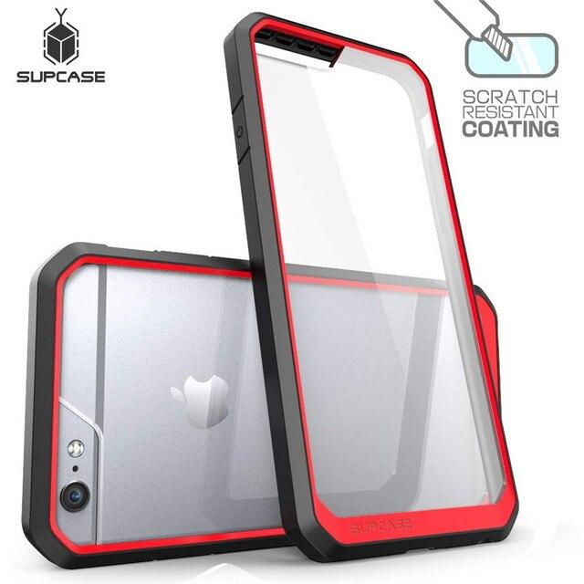 SUPCASE For iphone 6 6s 케이스 유니콘 비틀 시리즈 프리미엄 하이브리드 보호 TPU 범퍼 + iphone 6 6s 케이스 용 뒷면 커버