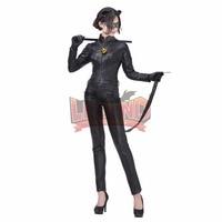 Cosplay Legend Ladybug Adrien Cat Noir Cosplay Costume Uniform All Size Custom Made Black Cat Costume