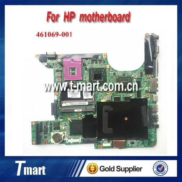 for dv9000 DV9500 dv9700 Series 461069-001 laptop motherboard  non-integrated PM965 origianl and work well full tested