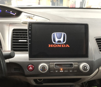 2din 10,1 android 8,1 автомобильный радиоприемник стерео для honda civic 2006 с Wi Fi рулевое колесо управление реверсивная камера правый руль