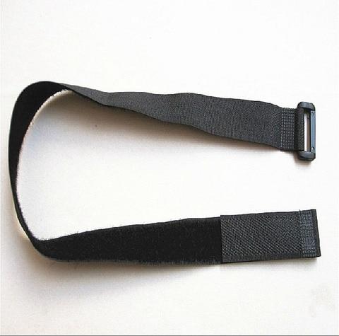 freeshipping 25 pcs lote 2 5cm x 300mm fita magica cable tie nylon strap com