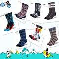 1 Pair USA Brand combed cotton Skateboard Socks Men's socks Tide socks