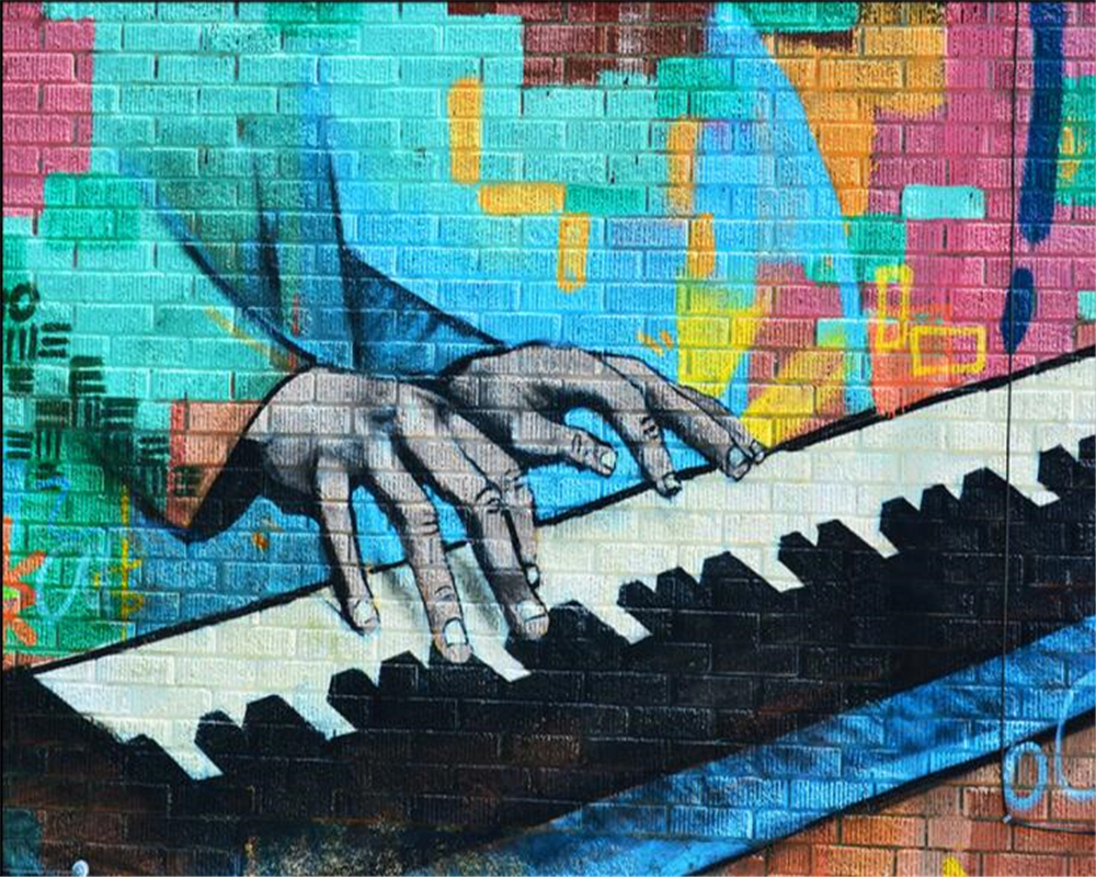Best Wallpaper Music Graffiti Art - Beibehang-Custom-modern-fashion-wallpaper-hand-painted-graffiti-playing-piano-music-personality-photo-wall-painting-wallpaper  HD_245598.jpg