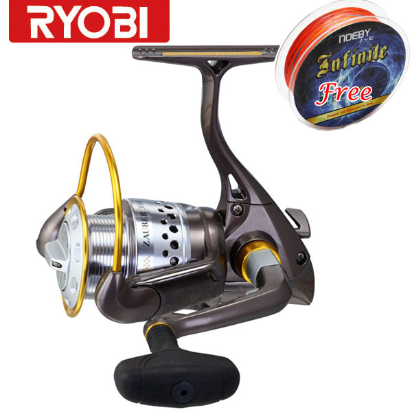 Ryobi reel cheap spinning reel zauber 3000 reel in fishing for Cheap fishing reels