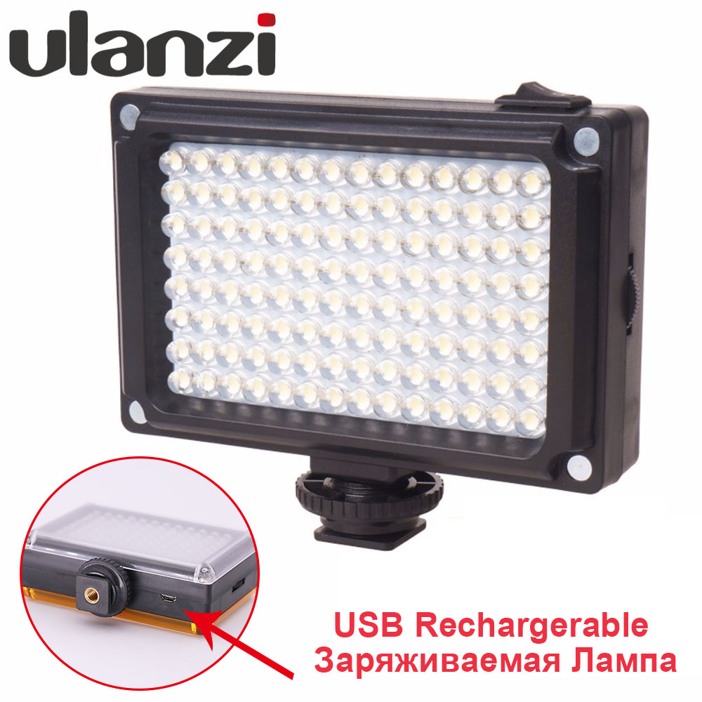 112 LED Video Light font b Photo b font Fill Lighting Battery Filters for Nikon Canon