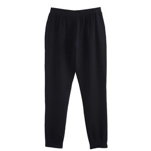 Image 3 - Для женщин брюки для девочек осень 2018 г. плюс размеры 10XL 8XL 6XL 4XL,Российские размеры 66, 62, 58, 54 среднего возраста женская одежда Высокая талия тонкий карандаш черны