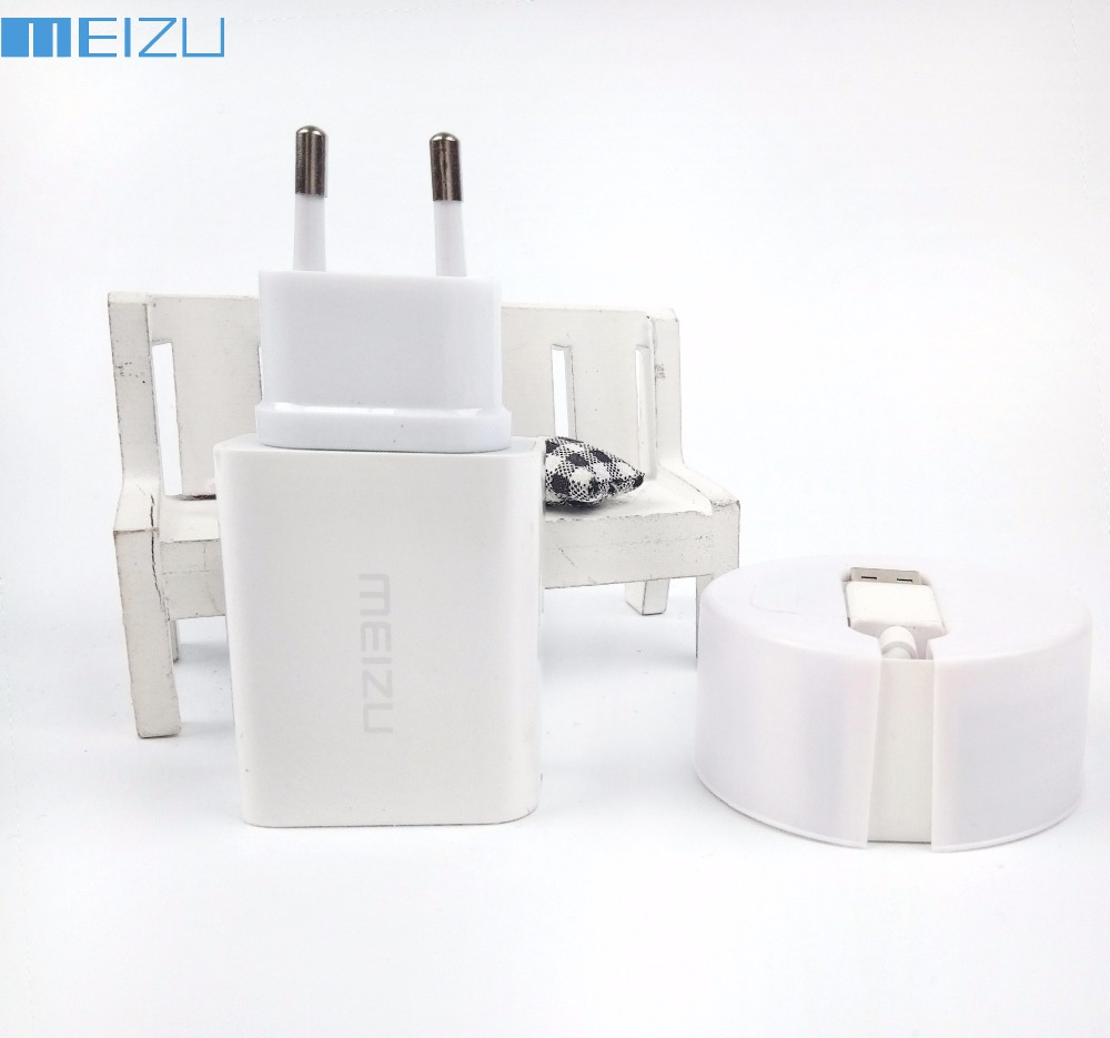 Original MeiZu QC3.0 Fast Charger , MeiZu Pro 6 5 MX6 Qualcomm Quick Charge 3.0 USB wall travel charing apadter + type-C cable