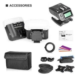Image 5 - Meike MK MT24 Macro Twin Lite  Speedlight Flash for Canon DSLR Camera 70D 60D 760D 750D 550D 450D 1200D  5D 6D EOS M3 + VK Q3