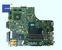 PCNANNY Mainboard 272PH 0272PH 12204-1 dành cho dành cho LAPTOP DELL INSPIRON 5421 i7-3537U Laptop Bo mạch ch(China)