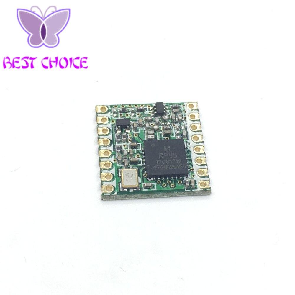 5pcs RFM95W 20dBm 100mW 868Mhz DSSS spread spectrum wireless transceiver module SPI SMD
