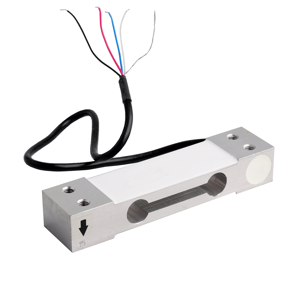 Wide Measurement Platform Scale Pressure Load Cell Scale Weight Weighing Sensor YZC-1B 3kg 5kg 8kg 10kg 20kg 40kg 50kg HX711