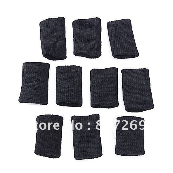 500pcs Finger Sleeve Support Protection Volleyball Basketball