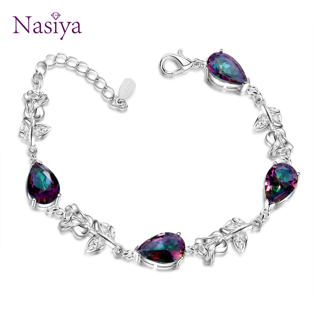 Fashion Elegant Bracelets For Women With Multicolor