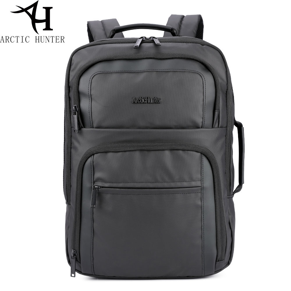 ARCTIC HUNTER 15.6 inch Laptop Computer Backpacks Male fashion Europe and Americas backpack Men Business Daypack bag 1500359ARCTIC HUNTER 15.6 inch Laptop Computer Backpacks Male fashion Europe and Americas backpack Men Business Daypack bag 1500359