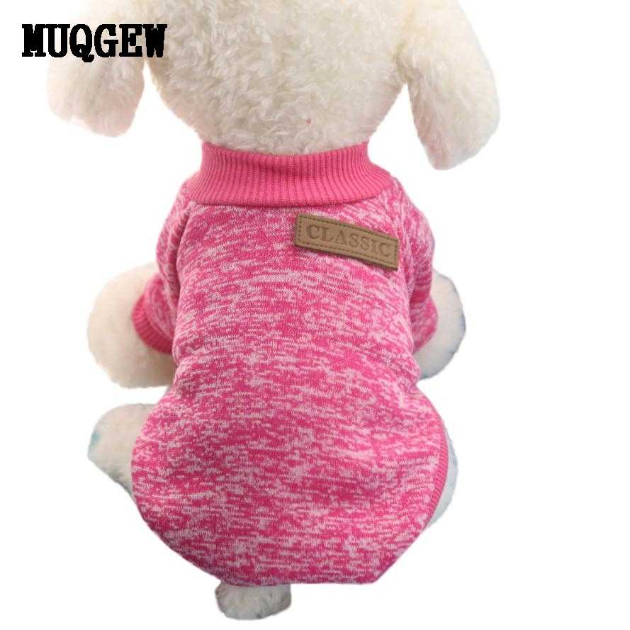 Hot Sale Pet Dog Clothes For Small Dogs Winter Warm Coat Sweater Puppy Chihuahua Cheap Clothing Roupa Para Cachorro #15