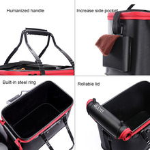 High Quality  Outdoor EVA Bucket Folding